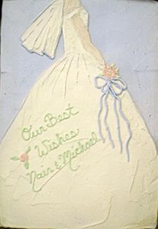 wedding dress, veil, ows