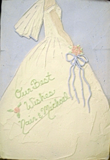 wedding dress, veil, ows