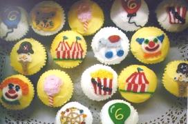 popcorn, cotton candy, circus, balloons, big top, carnival
