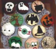 Halloween, bats, hats, spider webs