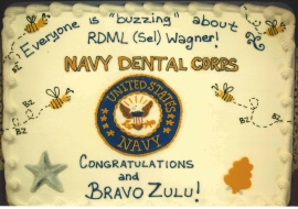 Navy, dental
