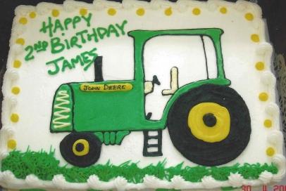 John Deere, tractor