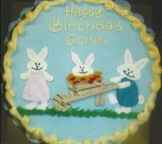 rabbits, bunnies