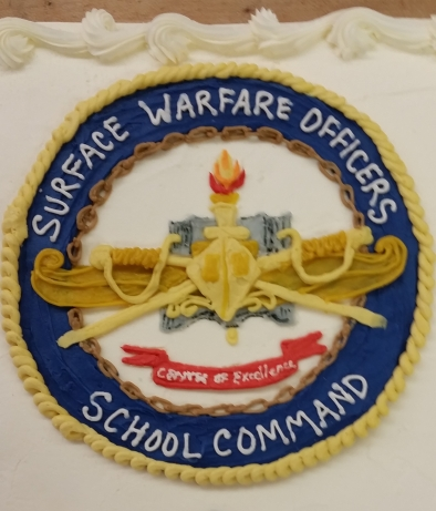 surface warfare officers, school command