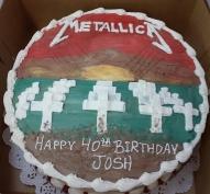 Metallica, cemetary